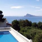 Utsikt över Medelhavet